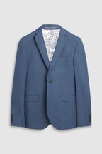 Stretch Marl Suit: Jacket