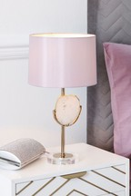 Lipsy Agate Table Lamp