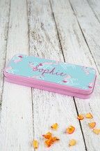 Personalised Unicorn Pen Tin by Loveabode