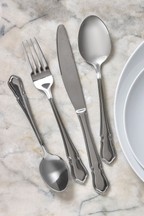 16 Piece Vintage Style Cutlery Set
