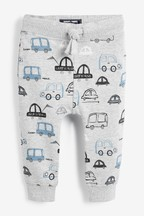 Car All Over Print Joggers (3mths-7yrs)