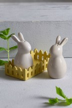 Bunny Salt And Pepper Set