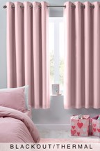 Micro-Fresh Plain Dye Curtains