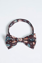 Liberty Fabrics Forest Road Bow Tie