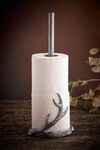 Antler Toilet Roll Stand