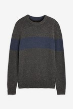 Recycled Crew Neck Jumper