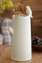 Tree Shaped Ceramic Vase