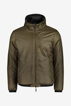 Emporio Armani Reversible Jacket With All-Over Print