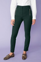 Skinny Zip Trousers