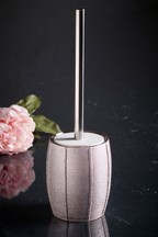 Textured Ceramic Toilet Brush