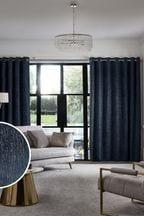 Heavyweight Chenille Curtains