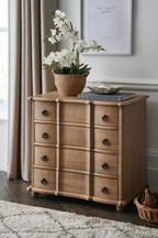 Fawn 4 Drawer Chest