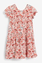 Printed Smock Dress (3-16yrs)