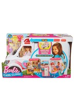 Barbie Care Clinic Vehicle Playset