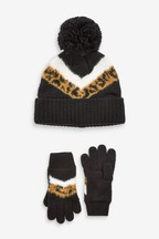 2 Piece Hat & Gloves Set (Older)