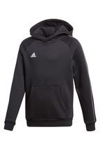 adidas Football Core Black Overhead Hoody