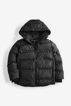 Fleece Lined Padded Jacket (3-16yrs)