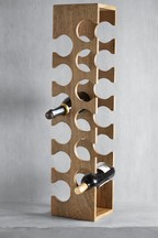 XL Wooden Wine Rack