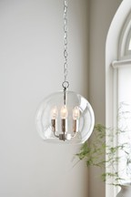 Clarence 3 Light Pendant