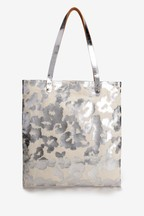 Mix/Joanna Vanderpuije Printed Canvas Tote Bag