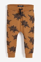 Stegosaurus Dino All Over Print Joggers (3mths-7yrs)