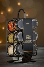 Metal Wire Spice Rack
