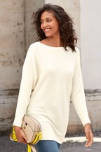 Cosy Rib Jumper Dress