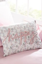 Happy Floral Cushion