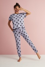 Matching Family Womens Star Pyjamas