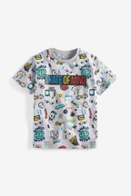 Skate All Over Print T-Shirt (3-16yrs)