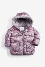 Shower Resistant Padded Jacket (3mths-7yrs)