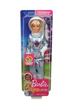Barbie Astronaut Doll, Blonde, With Space Helmet