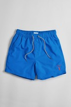 Personalised Blue Swim Shorts