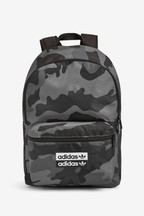 adidas Originals Black Camo R.Y.V Classic Backpack