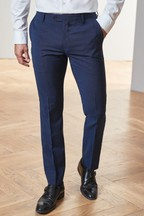 Tollegno Signature Textured Suit: Trousers