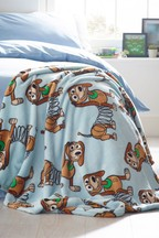 Toy Story 4 Slinky Fleece Throw