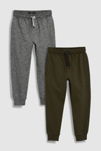 Side Pipped Joggers Two Pack (3-16yrs)