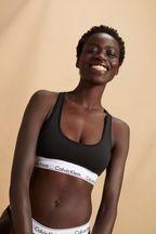Calvin Klein Modern Cotton Logo Bralette