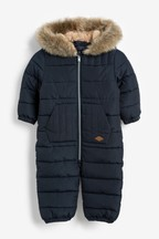 Quilted Snowsuit (3mths-7yrs)