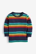 Long Sleeve Stripe T-Shirt (3mths-7yrs)