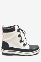 Water Repellent Ankle Boots