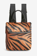 Whistles Zebra Tiny Verity Backpack