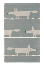 Scion Mr Fox Wool Rug