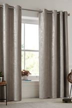 Metallic Geo LT Made To Measure Curtains