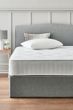 1000 Hybrid Pocket And Memory Foam Firm Mattress
