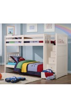 Neutron Bunk Bed By The Children's Furniture Company
