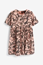 Button Front Oversized Dress (3-16yrs)