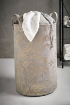Jacquard Marble Laundry Bag
