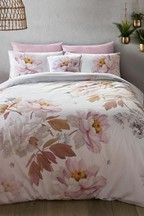 Ted Baker Butterscotch Floral Cotton Duvet Cover