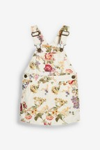 Floral Pinafore (3mths-7yrs)